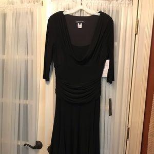 Jones New York Black Dress sz10